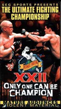 Картинки по запросу UFC 22: Only One Can be Champion