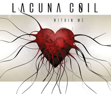 Within Me single by Lacuna Coil