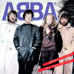 Under Attack 1982 ABBA song