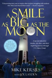 A Smile as Big as the Moon movie poster