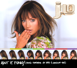 Aint It Funny (Murder Remix) 2002 single by Jennifer Lopez