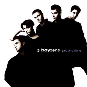 <i>Said and Done</i> 1995 studio album by Boyzone