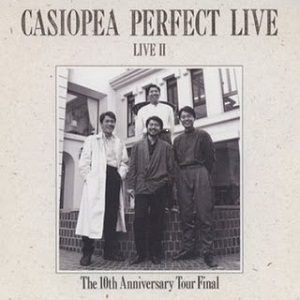 <i>Casiopea Perfect Live II</i> live album by Casiopea