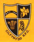 Cilfynydd RFC Welsh rugby union football club