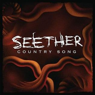 Country Song (Seether song) 2011 single by Seether
