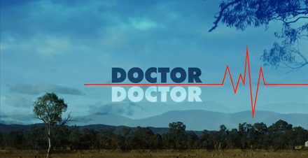 Doctor Doctor (Australian TV series) - Wikipedia