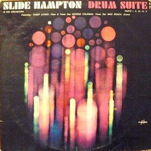 <i>Drum Suite</i> (Slide Hampton album) 1964 studio album by Slide Hampton