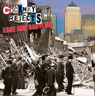 <i>East End Babylon</i> album by Cockney Rejects