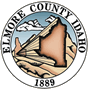 Official seal of Elmore County