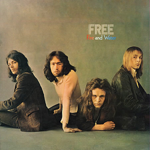 <i>Fire and Water</i> (Free album) 1970 studio album by Free