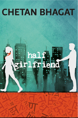 Image result for half girlfriendbook