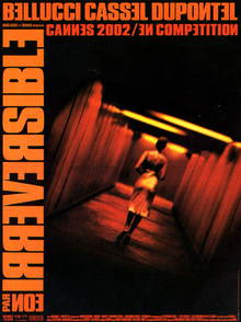 Picture of a movie: Irréversible