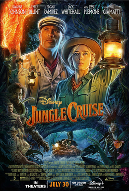 film » ReGArDer]] 〝Jungle Cruise〞 FiLm*CompLet STreaming vF | francais