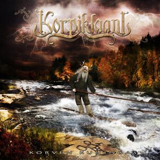 <i>Korven Kuningas</i> 2008 studio album by Korpiklaani
