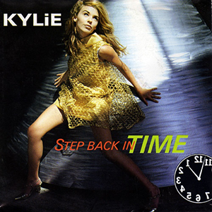 Step Back in Time 1990 single by Kylie Minogue