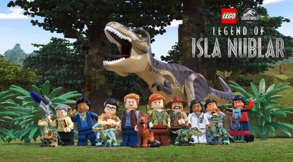 Lego Jurassic World: Legend of Isla Nublar - Wikipedia