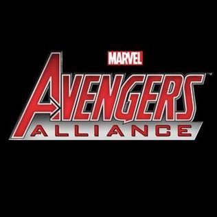 <i>Marvel Avengers Alliance</i> video game
