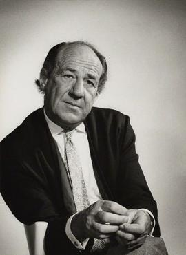 Michael Hordern in 1970