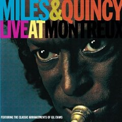 <i>Miles & Quincy Live at Montreux</i> 1993 live album by Miles Davis and Quincy Jones