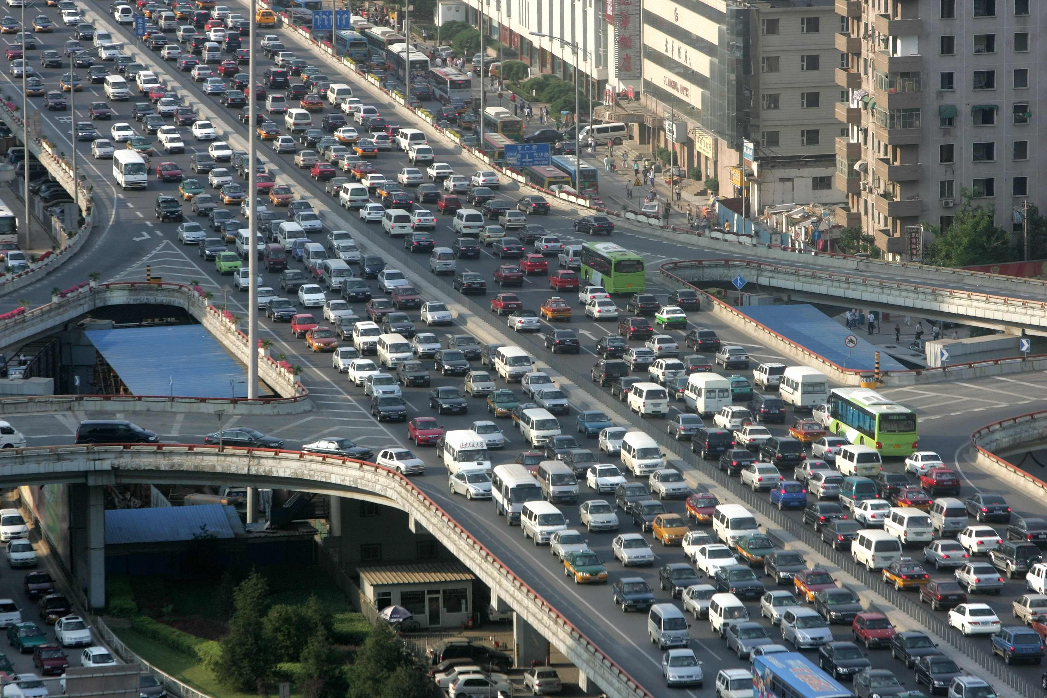 ... Says September Still the Worst Month for Traffic | the Beijinger Traffic