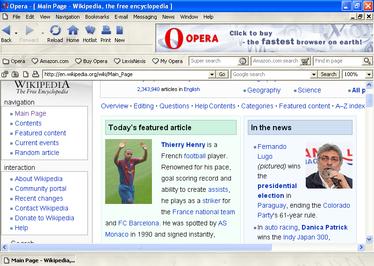 opera web browser wikipedia the free encyclopedia