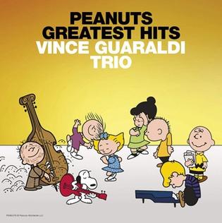<i>Peanuts Greatest Hits</i> 2015 compilation album by Vince Guaraldi