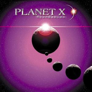 <i>MoonBabies</i> 2002 studio album by Planet X