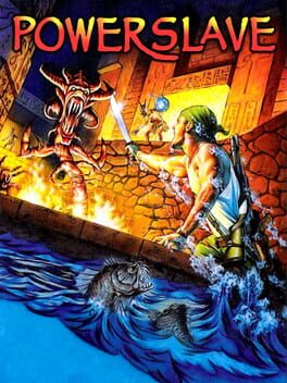 Picture of a game: Powerslave