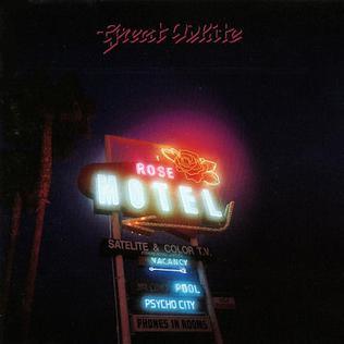 <i>Psycho City</i> 1992 studio album by Great White