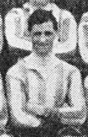 Reginald Davies, Brentford FC footballer, 1928.jpg