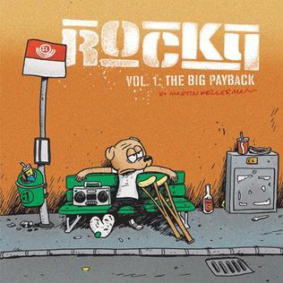 <i>Rocky</i> (comic strip) Swedish comic strip