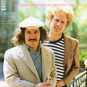 Simon and Garfunkel's Greatest Hits cover
