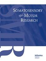 somatosensory & motor research ile ilgili görsel sonucu