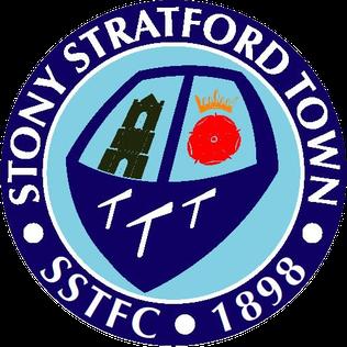 Stony Stratford Town F.C. Association football club in England