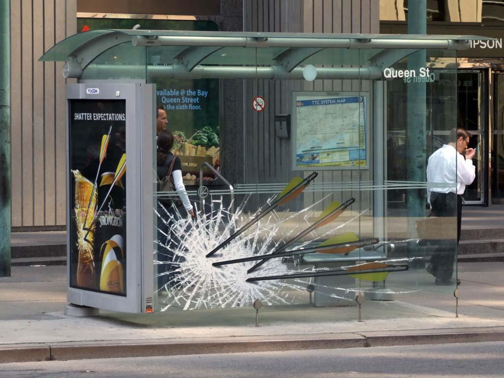 file strongbow shatterd bus shelter jpg wikipedia