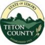 Sigillo ufficiale della contea di Teton
