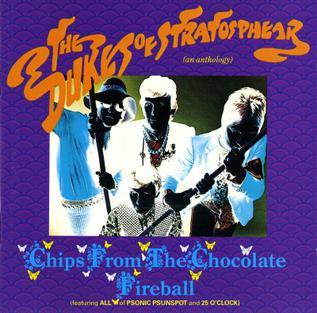 The Dukes Of Stratosphear 25 O'Clock