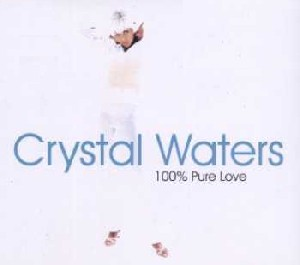 Crystal Waters — 100% Pure Love (studio acapella)