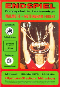 1979 European Cup Final Football match