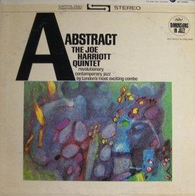 <i>Abstract</i> (album) 1963 studio album by Joe Harriott