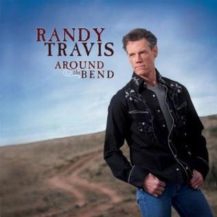 <i>Around the Bend</i> (album) 2008 studio album by Randy Travis