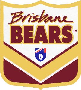 Brisbane Bears Mascot | RM.