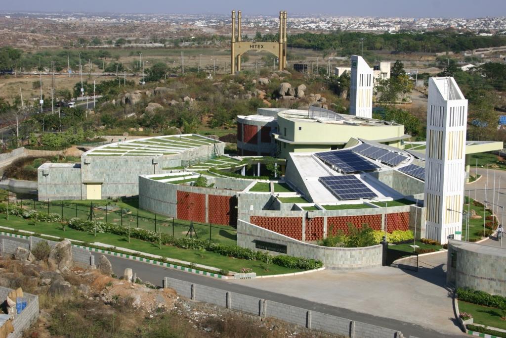 Green Energy Building Design