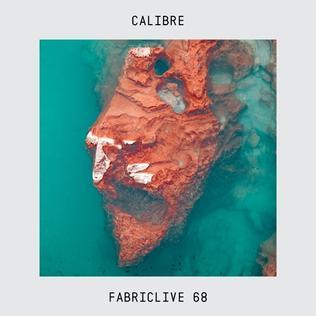 <i>FabricLive.68</i> 2013 mix album by Calibre