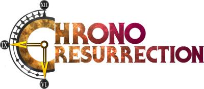 Chrono Resurrection - ...K Logo 3d