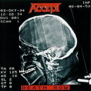 Death Row (album)