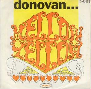 Mellow Yellow 1967 single by Donovan