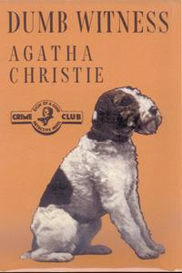 <i>Dumb Witness</i> 1937 Poirot novel by Agatha Christie
