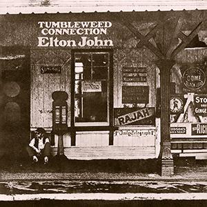 <i>Tumbleweed Connection</i> 1970 studio album by Elton John