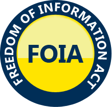 FOIA Badge designed by Insercorp LTD
